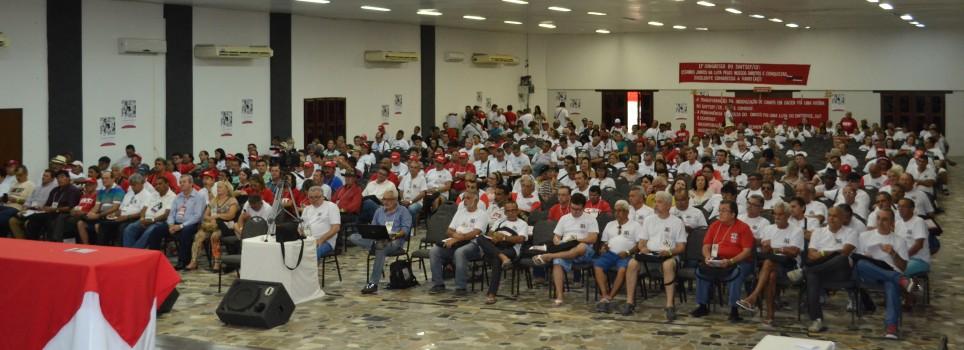 Novas expectativas de luta marcam 11º Congresso do SINTSEF/CE